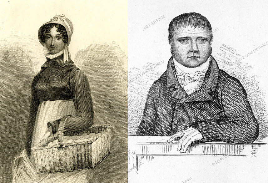Mary Ashford and Abraham Thornton.