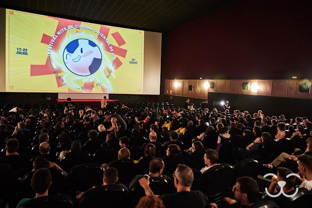 Festival Nits de cinema oriental. Más que un festival (Parte 2).