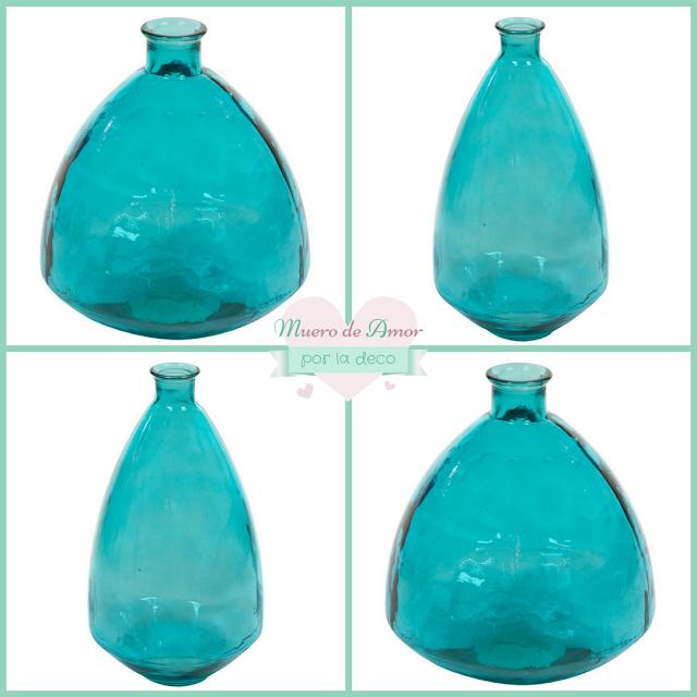 Jarrones Azules para Decorar tu Casa-Actúa Decor- By Ana Oval-3