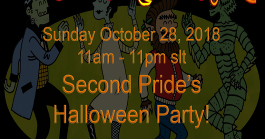 SP Halloween Event: Party Like A MonSTAR
