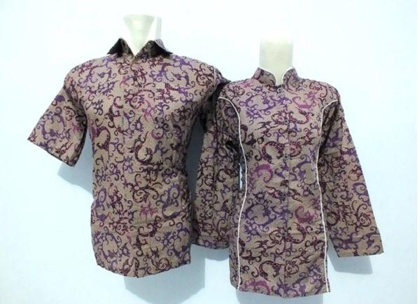 10 Baju Batik Seragam Guru 2019 Terbaru 1000 Model