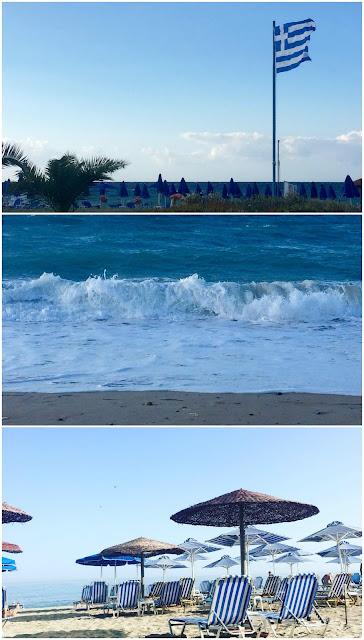 Strand, Kreta, Rethymno,