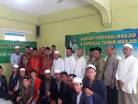 KUA Duduksampeyan Gresik Survey Potensi Masjid