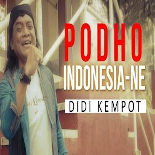 Didi Kempot - Podho Indonesia Ne, Stafaband - Download Lagu Terbaru, Gudang Lagu Mp3 Gratis 2018
