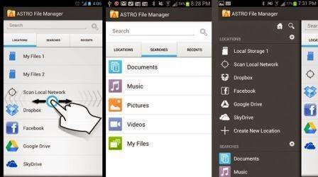 Astro File Manager Pro Apk Terbaru