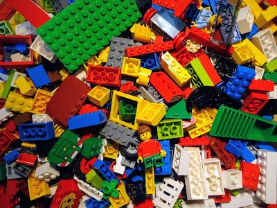 レゴブロック lego 破壊と創造