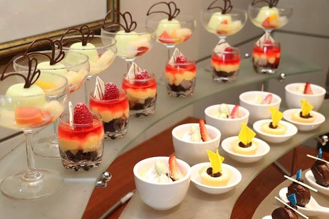 Buffet Shah Alam Lunch Menu - Dessert