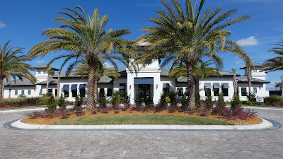Hammock Preserve club house in Sarasota FL
