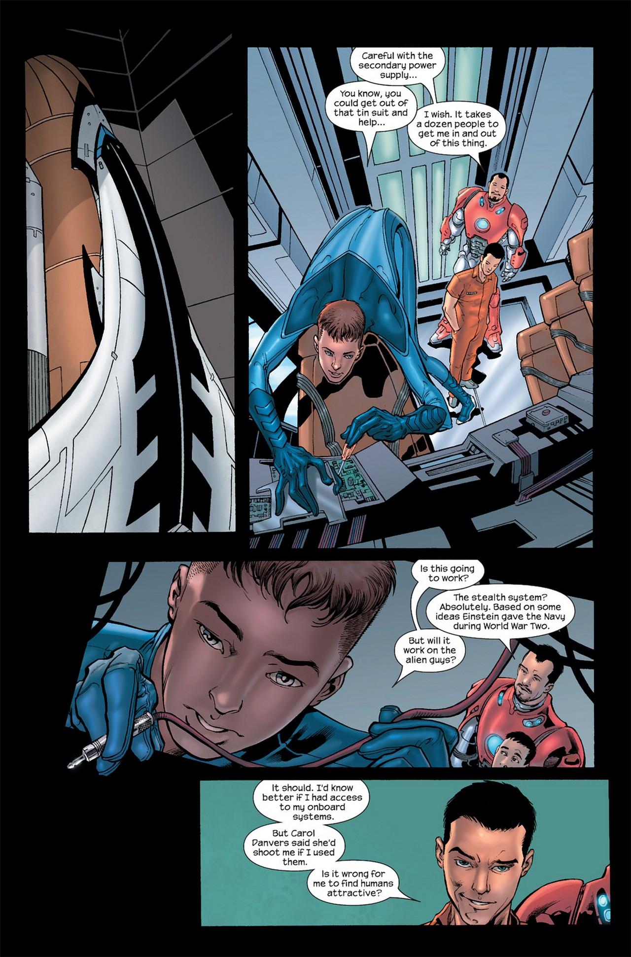 Read online Ultimate Secret comic -  Issue #3 - 13