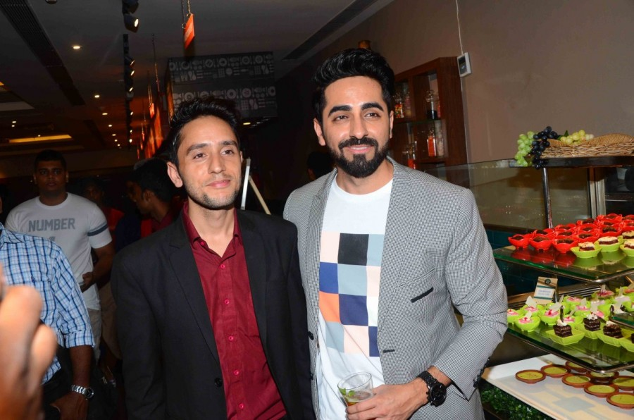 Ayushmann Khurrana Interacts with Media on Shubh Mangal Saavdhan Success