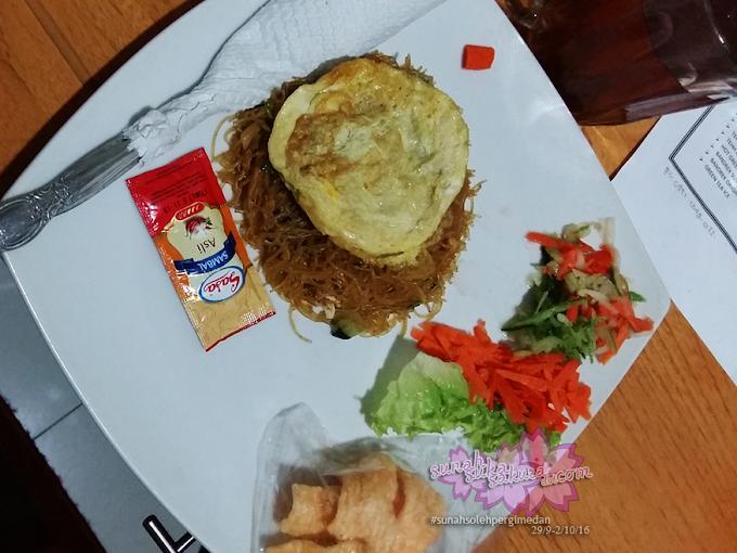 Hari Terakhir di Medan, Indonesia