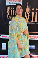 Isha Talwar in Transparent Cute Small mni dress at IIFA Utsavam Awards 2017  Day 2    HD Exclusive Pics 02.JPG
