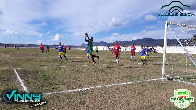 Copa Chapada Forte tem terceira rodada com oito partidas neste domingo
