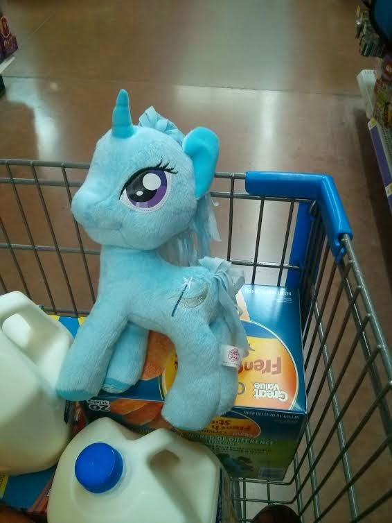 Trixie Funrise Plush