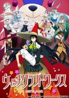 Witch Craft Works OVA- Witchcraft Works OVA