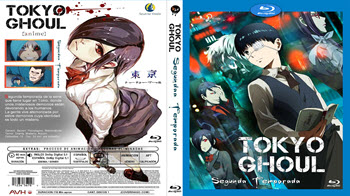 Tokyo Ghoul - Temporada / Season 2 - Bluray