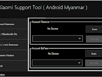 Xiaomi Support Tool By July Tharlay Dan Naung Htoo Lwin From Myanmar (Free)