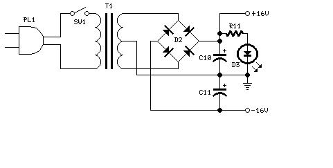 Electronics Circuit Application : 10Watt Audio Amplifier
