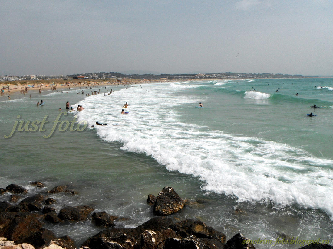 Лагуш, пляж Meia Praia