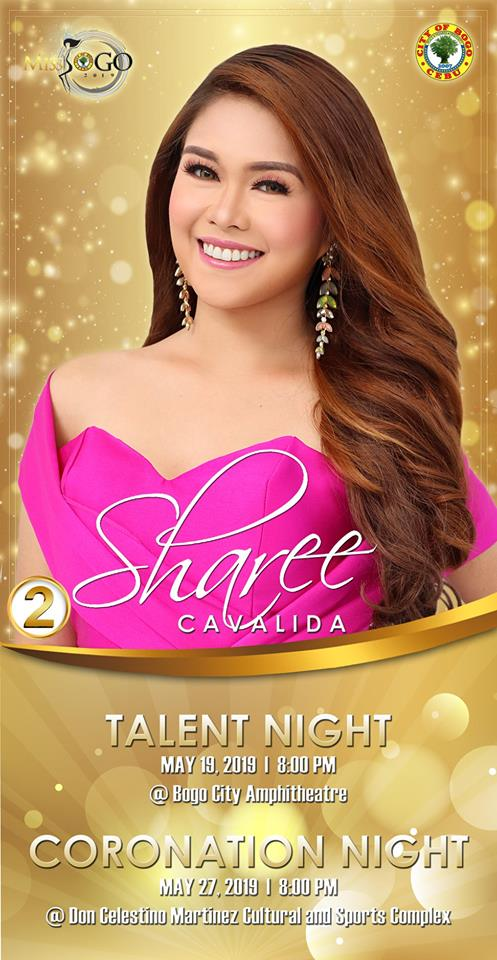 SHAREE CAVALIDA Candidate #2