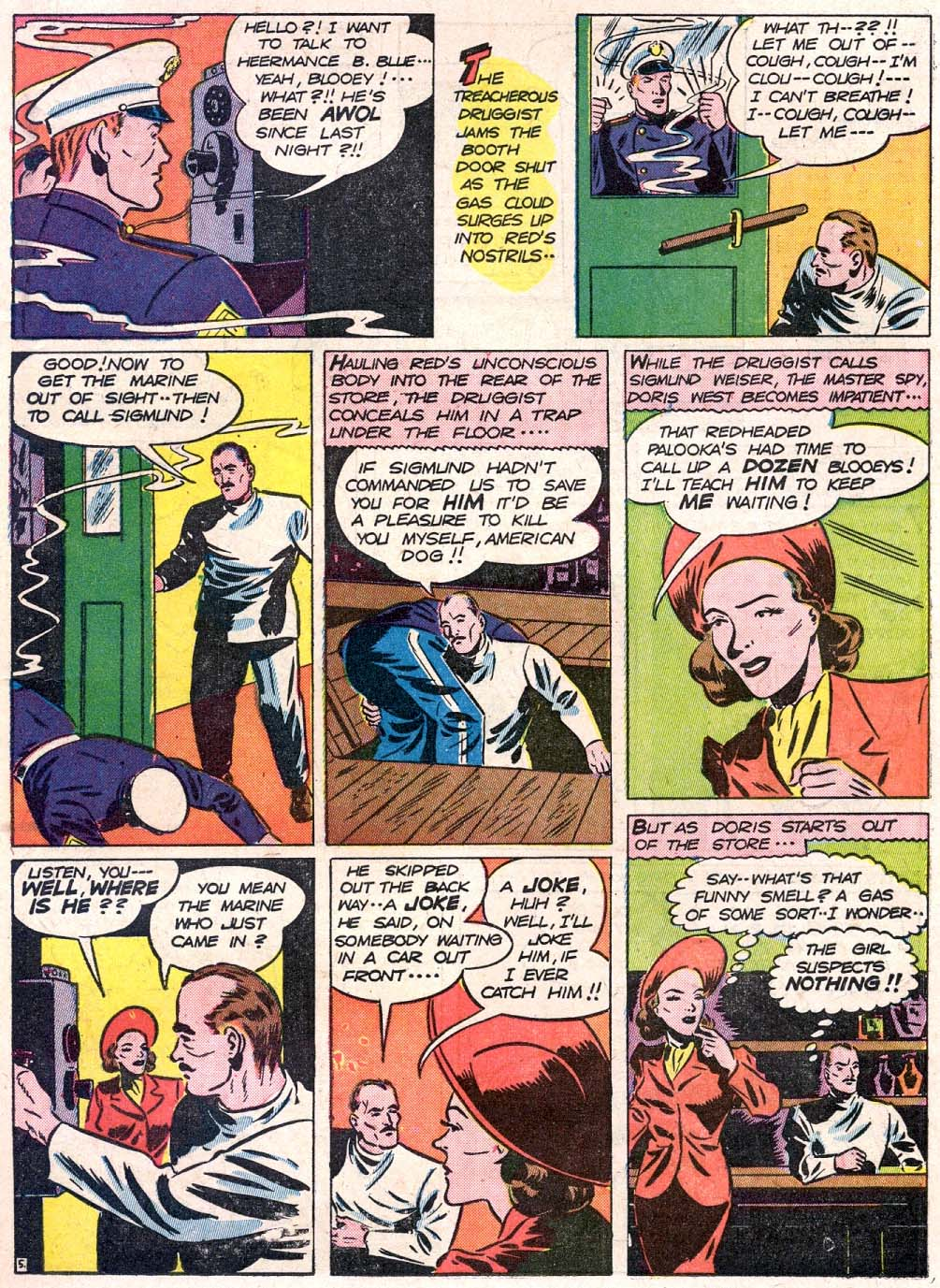 Read online All-American Comics (1939) comic -  Issue #33 - 35
