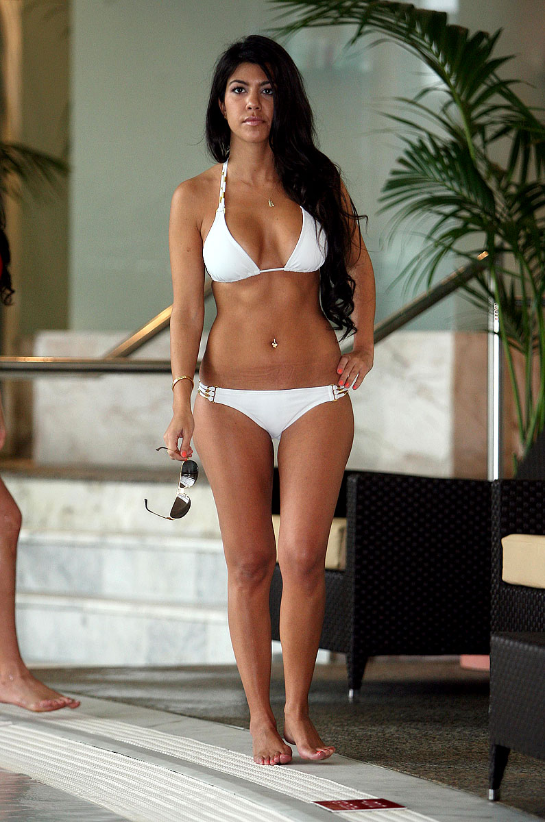 Kim Kardashian Sexy Hot Bikini Collection - Fliqy-1375