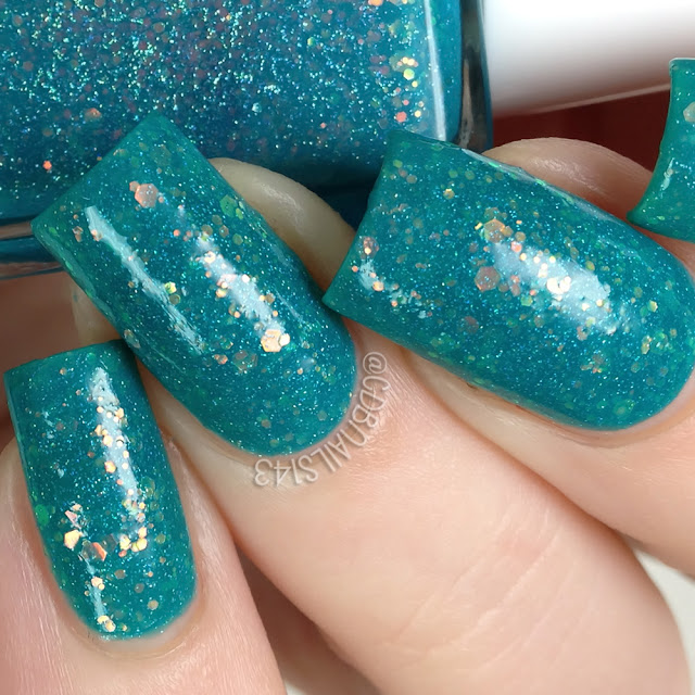 Glam Polish-Chamber Of Secrets
