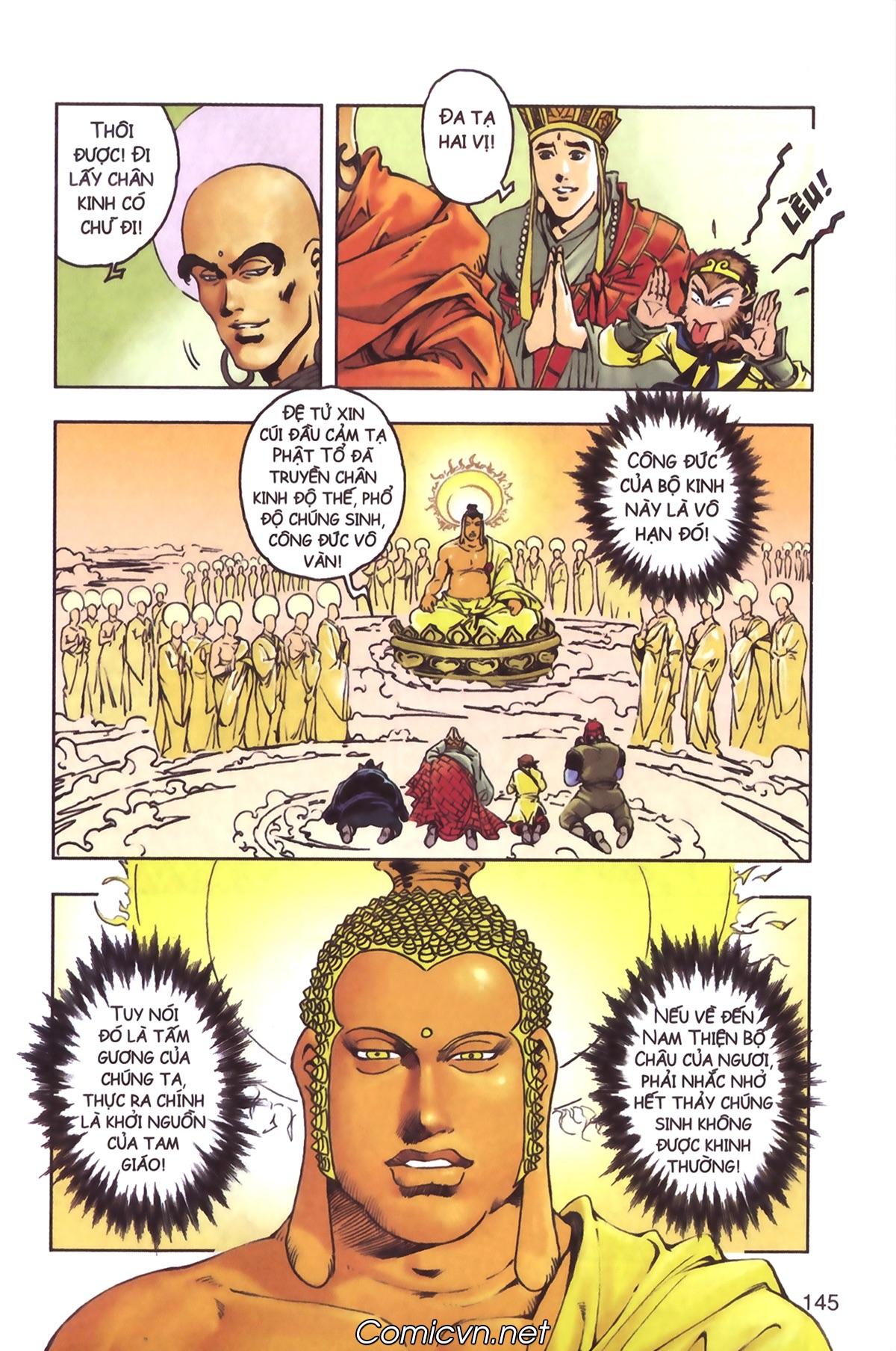 Tây Du Ký màu - Chapter 134 - Pic 21