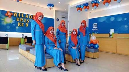 Alamat & Nomor Telepon Bank BRI Syariah Jakarta Pusat