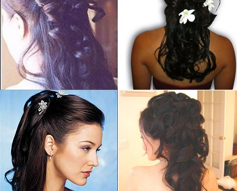 Wedding Hairstyles For Short Hair 2012: New Ladies Fashion Trend And Hair Styles: Indian Bridal