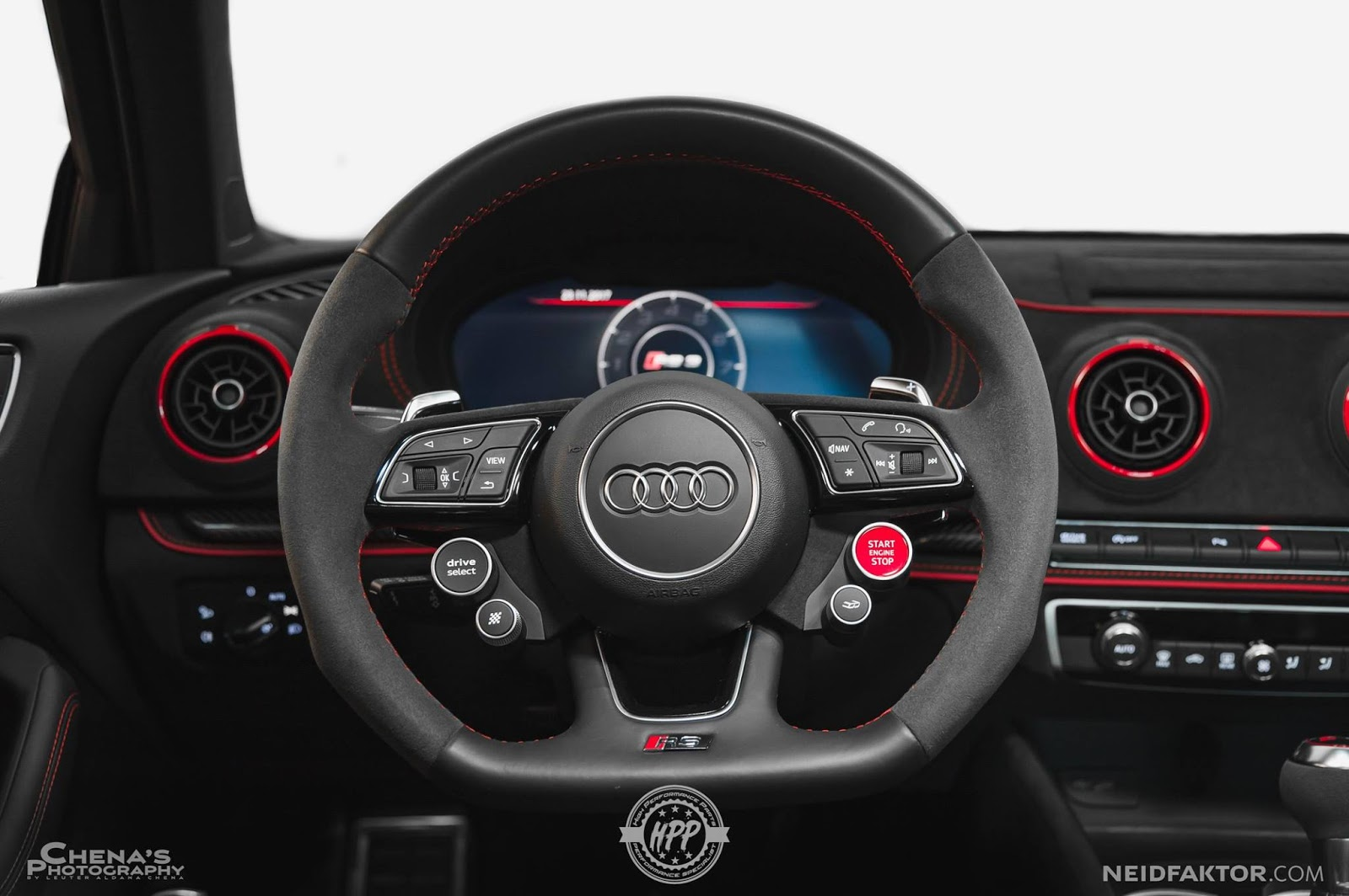 Dear Santa Wed Like This Bespoke Audi RS3 For Christmas