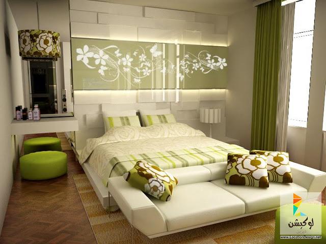 صور ديكورات غرف نوم مودرن | غرف نوم