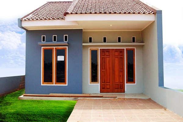 Model Rumah Sederhana 1 Lantai Minimalis di Kampung