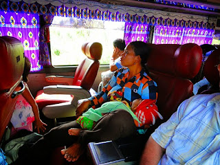 Bus from Siem Reap to Phnom Penh