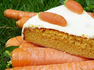 cara membuat cake wortel nanas