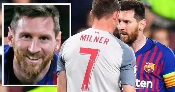 Lionel Messi: What Barcelona Star Said To Milner After He