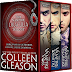The Draculia Vampire Trilogy #Paranormal #Romance by Colleen Gleason
