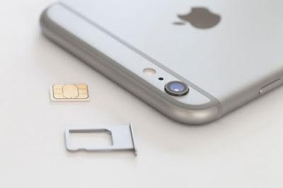 sử dụng sim ghép iphone 6s khác sim ghép iphone 6s plus thế nào