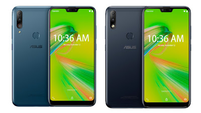 ZenFone Max Shot and ZenFone Max Plus M2