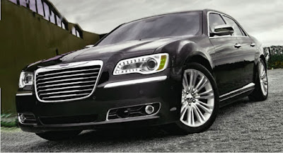 2016 Chrysler 300 all black color hd wallpapers