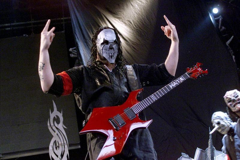 Gitaris Slipknot