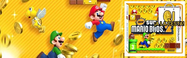 New Super Mario Bros 2 Para Nintendo 3ds A 35 77 Las Mejores