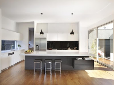Ciptakan Dapur Nyaman Dengan 5 Tips Ini