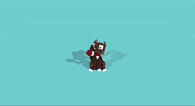 Interactive Cat Wallpaper Engine