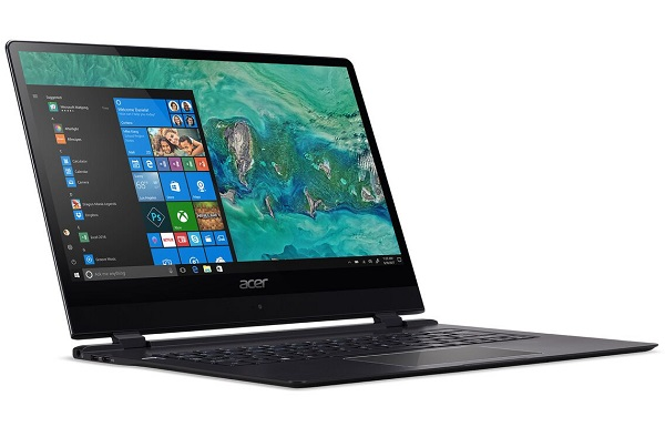 CES 2018: Acer launches the new Swift 7 (SF714-51T), World's thinnest laptop