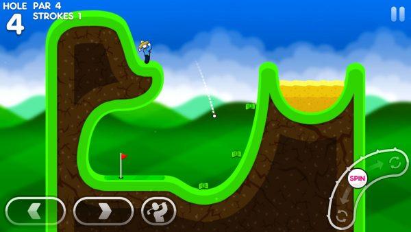 Download Super Stickman Golf 3 Apk v1.3.1 (Premium/Mod Money)