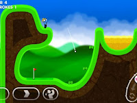 Download Super Stickman Golf 3 Apk v1.3.1 (Premium/Mod Money)