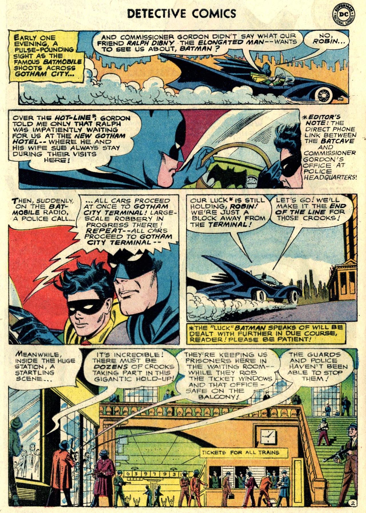 Detective Comics (1937) 343 Page 3