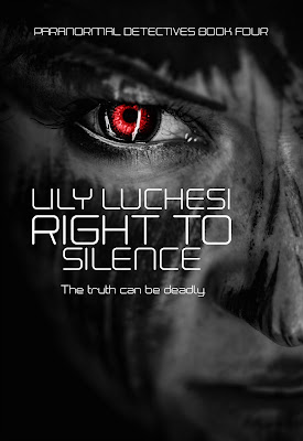 Right to Silence, Lily Luchesi, release day, On My Kindle Book Reviews