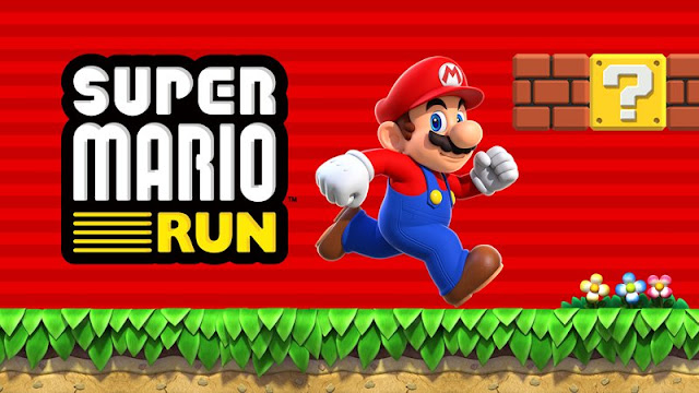 Anunciado Super Mario Run para dispositivos Apple